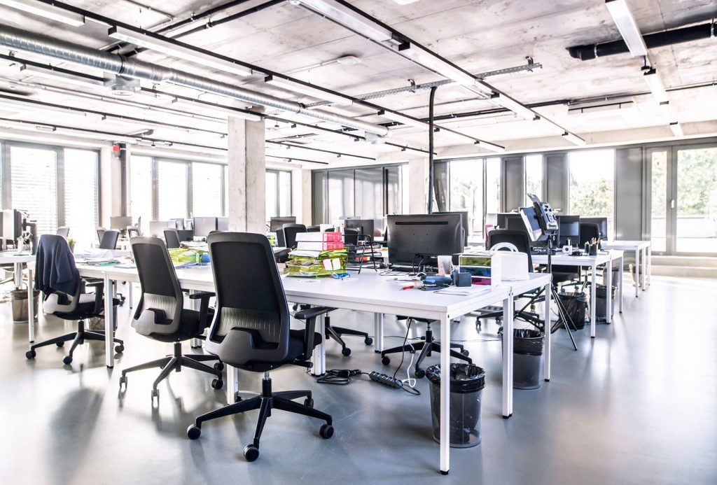 Whats involved in an office removal