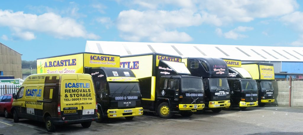 Removals Sheffield by AB Castle